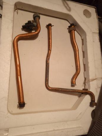Трубки газовый котел rocterm