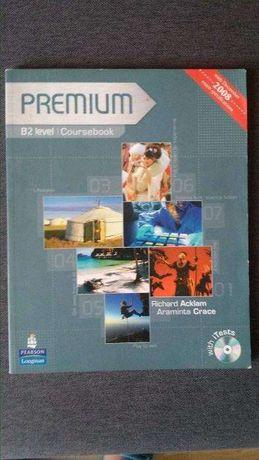 Premium B2 level Coursebook