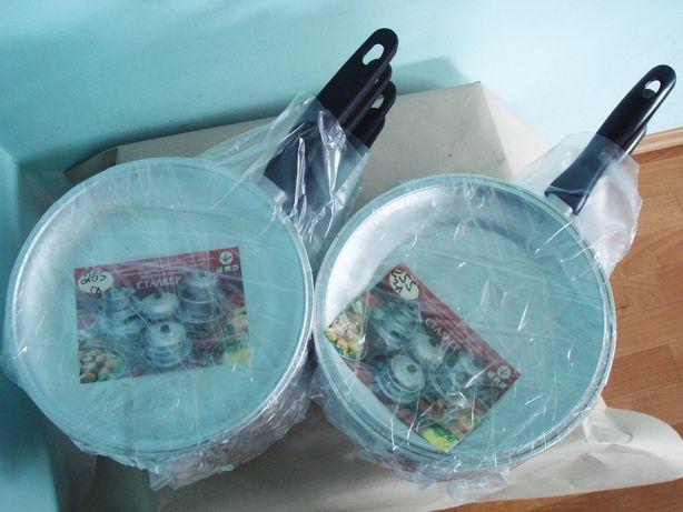 Алюминиевая посуда (казаны, скородки, каструли, ковши, формочки)