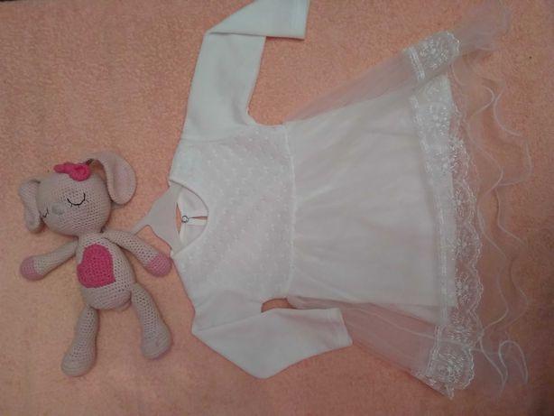 Платье на девочку , 1-2 года