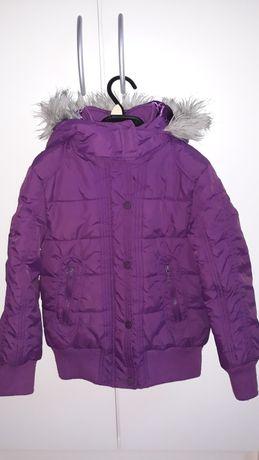 Zimowa kurtka 110-116 cm