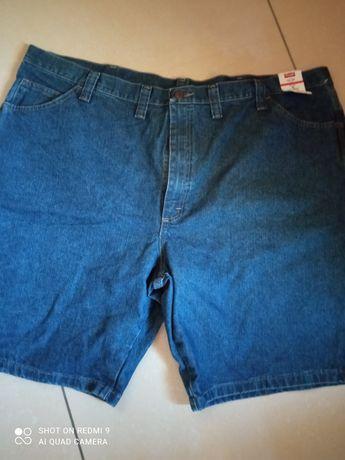 Шорты джинсовые большой размер Wrangler