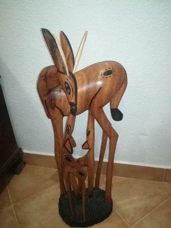 Gazela - Artesanato Africano