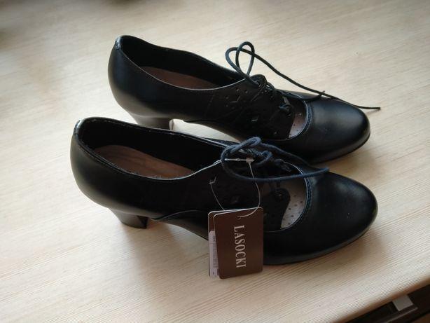 NOWE buty Lasocki damskie 36