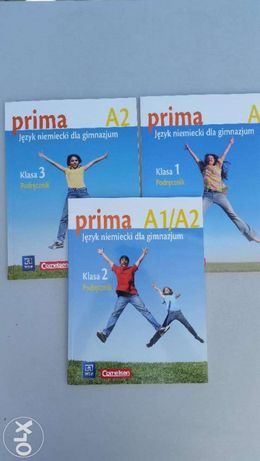 Prima A1 i A1/A2 j.niem.NOWA!