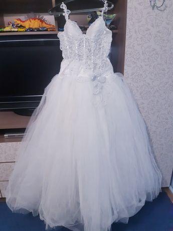 Весільне плаття 42_48рр