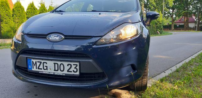 Ford Fiesta.Stan,małe kilometry, klimatyzacja, silnik pod LPG.