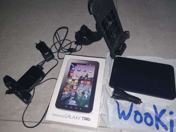 Планшет Samsung Galaxy Tab GT-P1000_3G