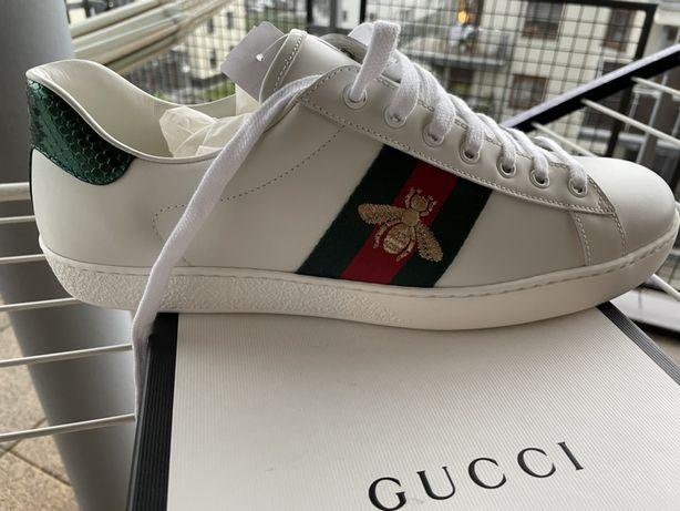Nowe Gucci Ace z pszczoła 45