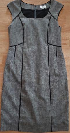 Sukienka elegancka, biznesowa BONPRIX rozm. 36