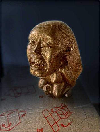 Индиана Джонс В поисках затерянного ковчега Золотой идол1981 статуэтка