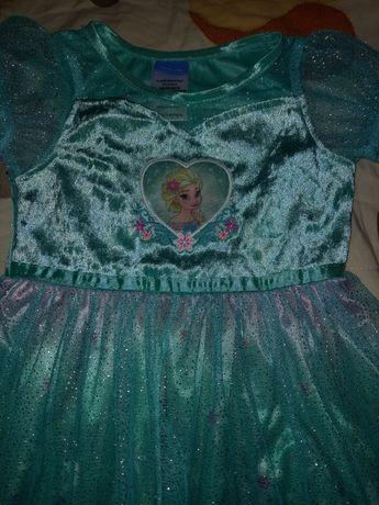 Нарядное карнавальное платье Disney на 3-3.5   года