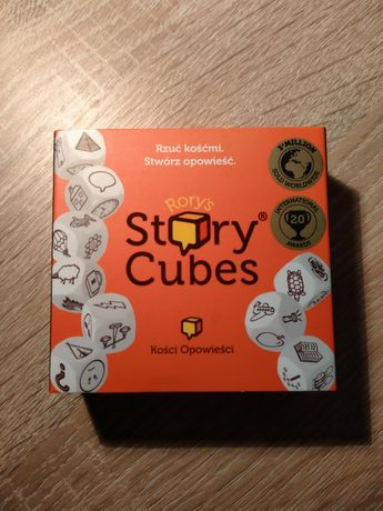 Story Cubes - gra