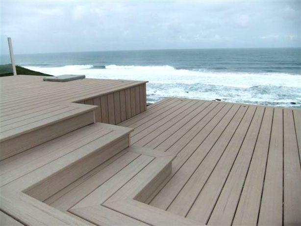 Deck Composite Teka 2900x145x25mm (ENVIO GRÁTIS 24H)