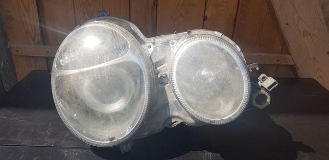 Lampa mercedes w 210 puszka szklo czesci
