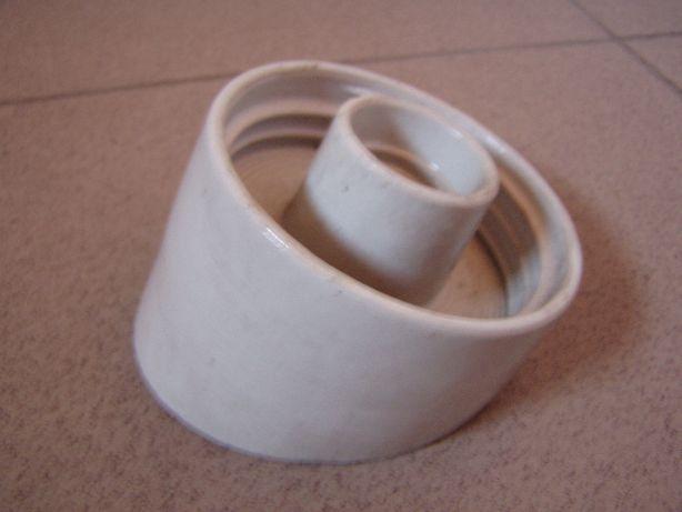 Lampa porcelanowa fi 60