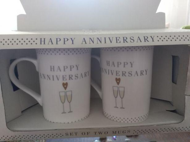 Kubeczki na rocznicę ślubu