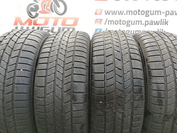 Opony zimowe 4x 235/60r18 107H Pirelli 8mm