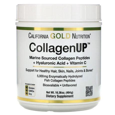 California Gold Nutrition, CollagenUP, Marine Hydrolyzed Collagen