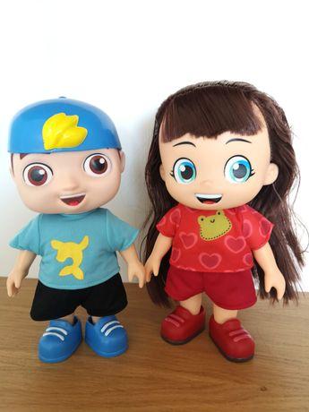 PACK Gi e Luccas Neto Grande - Entrega em 1 dia - Brinquedos do Lucas