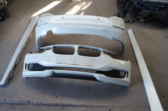 Para choques original BMW serie 3 (novo modelo ) + embaladeiras
