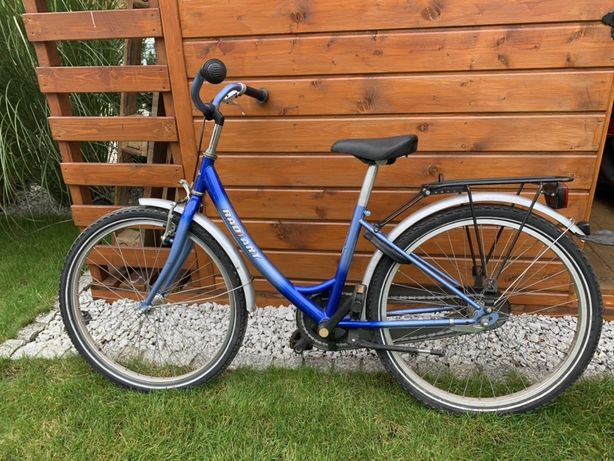 Miejski rower 20 cali