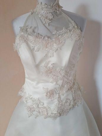 suknia slubna 38