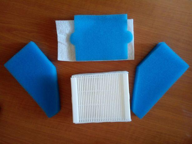 Набор фильтров для пылесоса томас Thomas XT XS
