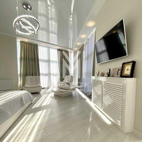 Продам элитную 3 к квартиру с дизайнерским рем в ЖК Ультра Бот сад