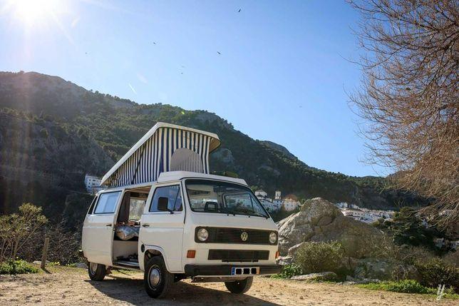 Vw transporter T3 Reimo camper