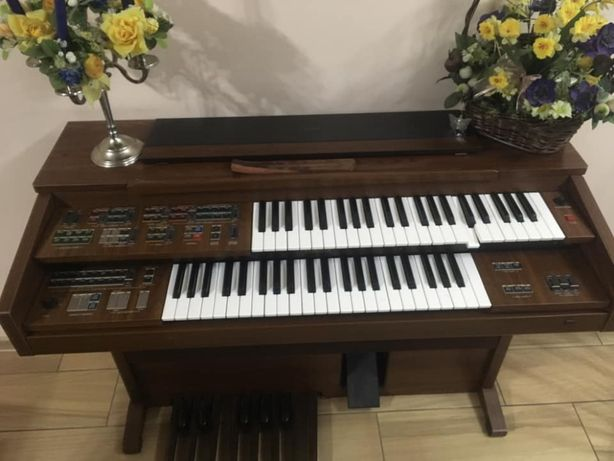 Organy Kościelne, Keyboard, elektryczne