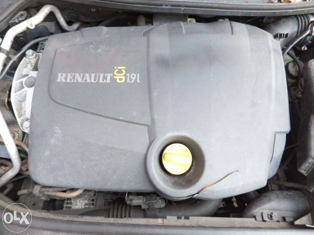 Motor Renault trafic 1.9 dci ano 2004