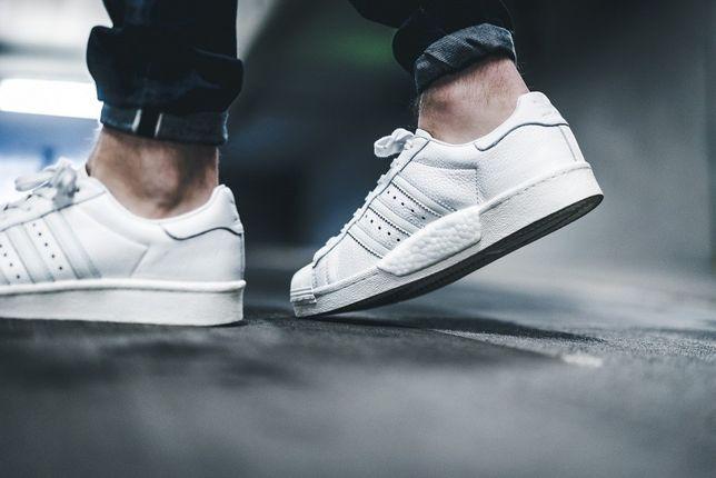 Adidas Superstar Boost ! retro / 44- 28 /28,5 cm wkładka NOWE! BB0187