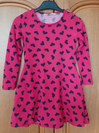 Czerwona sukienka, 116