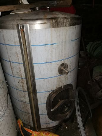 Cubas de inox 500 litros