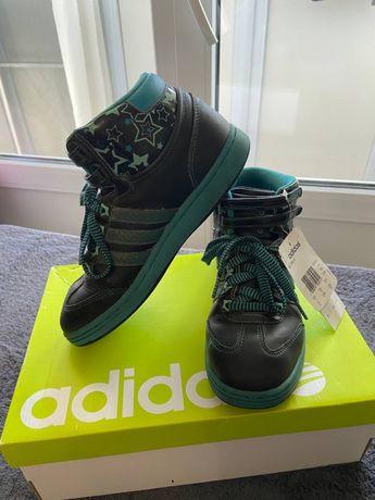 Кроссовки Adidas WJ Mid K (37-38)