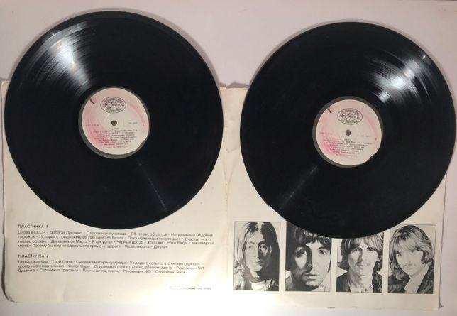 Виниловый альбом The Beatles