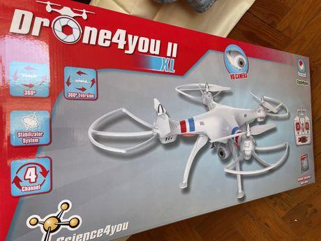 Drone grande science4you