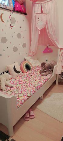 Łóżko dla dziecka z materacem Ikea