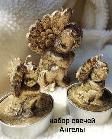 Набор свечей Ангелы