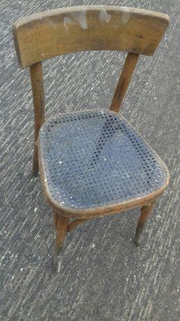 Stare giete krzesło ,siedzisko z siatki 100 % orginal cena 40 zl