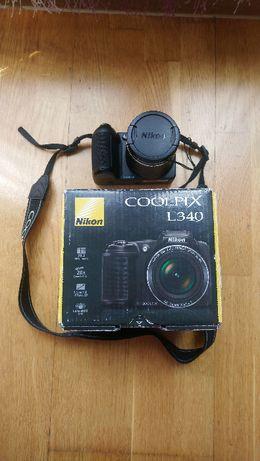 Aparat Nikon Coolpix L340