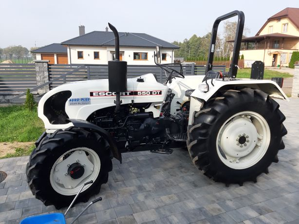 Farmtrac Escort 550 DT