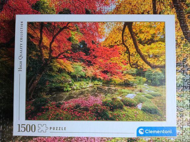 Puzzle Clementoni Autumn Park 1500 szt.