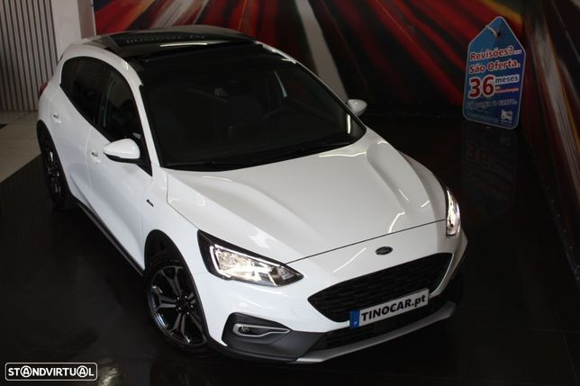 Ford Focus 1.0 EcoBoost MHEV Active