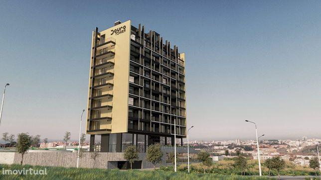 Apartamento T0 Dúplex (Mezzanine)- VL8 - Empreendimento Douro Tower
