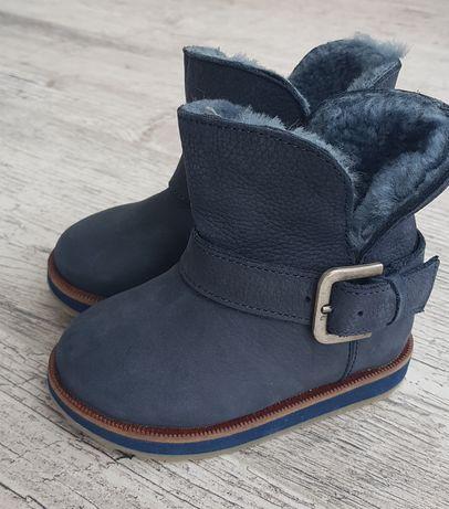 Сапоги зимние Zara 21 размер