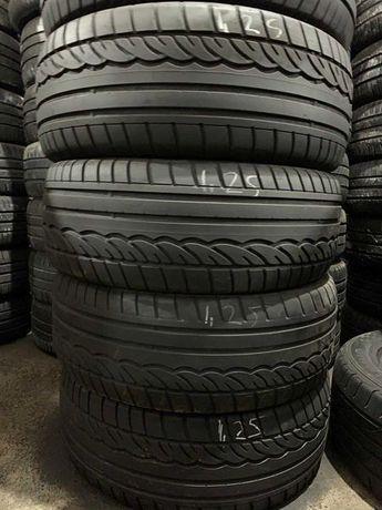 Шины 235/55r17 Dunlop SP Sport 01 комплект