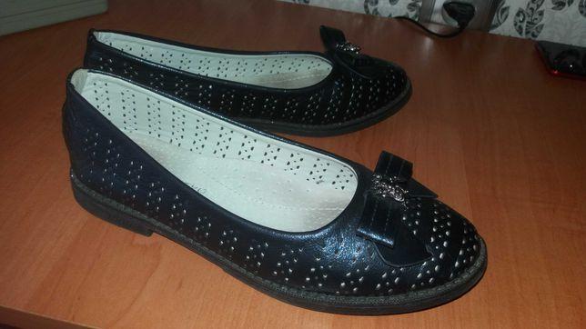 Туфли-балетки размер 36