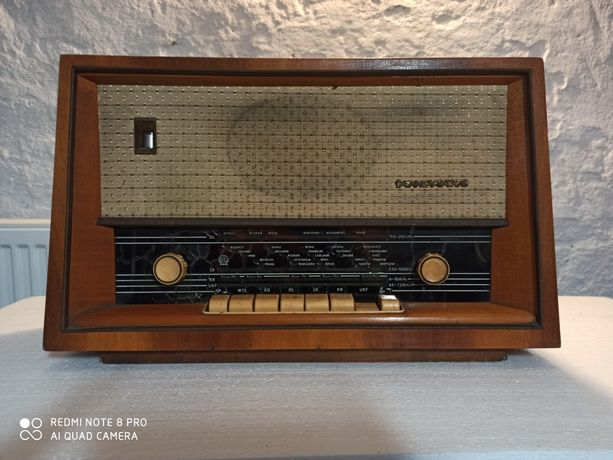 Stare Radio Światowid Unitra